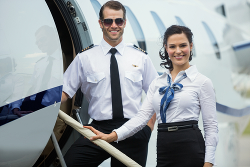 Melanoma Risk Higher for Flight Crews, According to Study