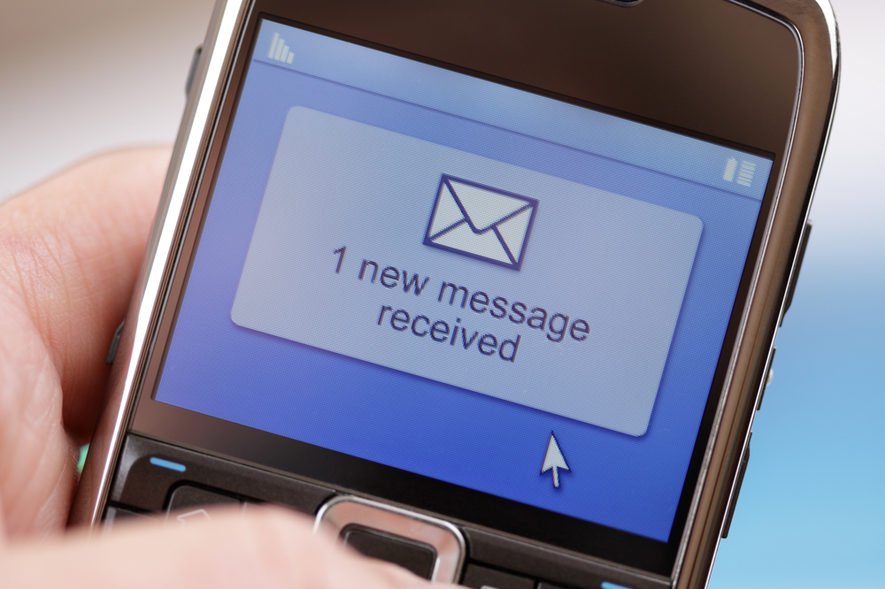 Text Messages Could Be Used For Skin Cancer Prevention